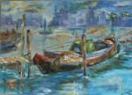 Obras de arte: America : Argentina : Buenos_Aires : Tigre : A buen Puerto