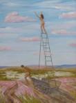 Obras de arte: Europa : Bielorrusia : Homyel : Gomel : To pink clouds