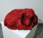 Obras de arte: America : Argentina : Buenos_Aires : BAHIA_BLANCA : Perro Rojo