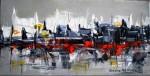 Obras de arte: America : Argentina : Buenos_Aires : Martinez : Reflejos rojos