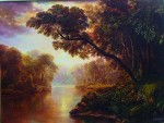 Obras de arte: America : Costa_Rica : San_Jose : SanPedro : remanso