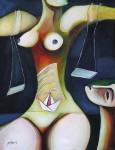 Obras de arte: America : Cuba : Ciudad_de_La_Habana : miramar_playa : La carencia inaudita.
