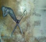 Obras de arte: Europa : España : Andalucía_Jaén : Jaen_ciudad : CUTTING THE EDGE. 2010