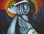 Obras de arte: America : Cuba : Ciudad_de_La_Habana : miramar_playa : Trémula alusión al desamparo