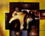 Obras de arte: America : México : Mexico_Distrito-Federal : Xochimilco : saltimfante