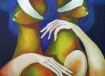 Obras de arte: America : Cuba : Ciudad_de_La_Habana : miramar_playa : La razón de la sinrazón