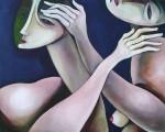 Obras de arte: America : Cuba : Ciudad_de_La_Habana : miramar_playa : La sin magia de la caricia