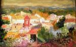 Obras de arte: Europa : España : Andalucía_Málaga : Málaga : PANORAMICA DESDE MI VENTANA