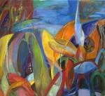 <a href='https://www.artistasdelatierra.com/obra/94442-flores-de-agua.html'>flores de agua &raquo; rosa lampart<br />+ Más información</a>