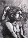 Obras de arte: America : México : Chiapas : Tapachula : Lady Num.1
