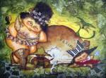 Obras de arte: America : Cuba : Ciudad_de_La_Habana : San_Miguel_del_Padrón : Retrato de Familia