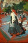 Obras de arte: Europa : Espa�a : Galicia_Pontevedra : pontevedra : D�a da mui�eira