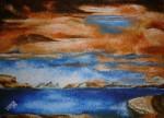 Obras de arte: America : Colombia : Antioquia : Envigado : Paisaje de Dali
