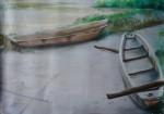 Obras de arte: America : Colombia : Antioquia : Envigado : Rio Magdalena