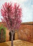 Obras de arte: Europa : España : Andalucía_Granada : Granada_ciudad : OTOÑO EN LA ALHAMBRA
