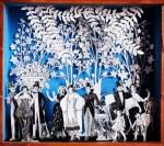 Obras de arte: Europa : España : Madrid : Madrid_ciudad : La familia de Patricia