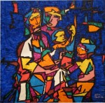 Obras de arte: America : Argentina : Buenos_Aires : Vicente_Lopez : EL TESORO de LEONARDO