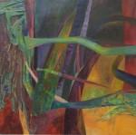 Obras de arte: America : Argentina : Buenos_Aires : BELGRANO : lianas