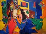 Obras de arte: America : Argentina : Buenos_Aires : Vicente_Lopez : EL SATIRO