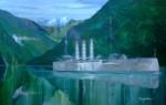 Obras de arte: America : Chile : Los_Lagos : puerto_montt : SMS Dresden, 1915
