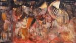 Obras de arte: America : México : Chiapas : Tuxtla : DIALOGOS INTERNOS