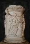 Obras de arte: Europa : España : Murcia : cartagena : Ara romana 3