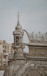 Obras de arte: Europa : España : Murcia : cartagena : Cupulas desde el NH