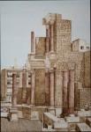 Obras de arte: Europa : España : Murcia : cartagena : Escena del Teatro romano