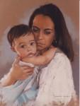 Obras de arte: Europa : España : Valencia : Alicante : Maternidad de Marian