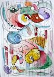 Obras de arte: Europa : España : Euskadi_Bizkaia : Bilbao : suave brisa