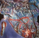 Obras de arte: Europa : España : Comunidad_Valenciana_Alicante : muro-alcoy : Aquarius under Birthcontrol