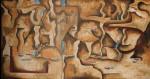 Obras de arte: America : México : Puebla : puebla_ciudad : EL ESTANQUE