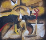 Obras de arte: America : México : Puebla : puebla_ciudad : EN LA ESPERA DE LO ETERNO