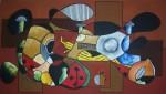 Obras de arte: America : México : Puebla : puebla_ciudad : NATURALEZA VI