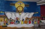 Obras de arte: America : México : Puebla : puebla_ciudad : DEJAD QUE LOS NIÑOS SE ACERQUEN A MI