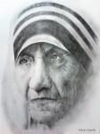 Obras de arte: America : Argentina : Cordoba : Cordoba_ciudad : Madre Teresa de Calcuta versión 2010