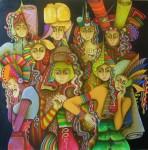 Obras de arte: America : Colombia : Distrito_Capital_de-Bogota : Bogota_ciudad : AKELLARE