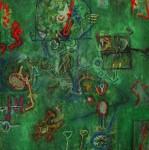 Obras de arte: Europa : España : Comunidad_Valenciana_Alicante : muro-alcoy : Urban Voodoo III