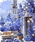 Obras de arte: America : Chile : Region_Metropolitana-Santiago : La_Reina : ensayo en 2 colores 4