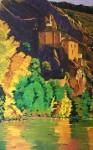 Obras de arte: Europa : España : Castilla_y_León_Burgos : Miranda_de_Ebro : Ermita San Saturio (Soria)