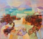 Obras de arte: Europa : España : Canarias_Las_Palmas : Puerto_del_Rosario : Arrecifes del Cotillo en bastración