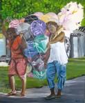 Obras de arte: America : Brasil : Rio_de_Janeiro : RiodeJaneiro : Ambulantes