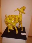 Obras de arte: Europa : España : Castilla_la_Mancha_Ciudad_Real : Puertollano : la cabra III