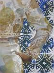 Obras de arte: Europa : España : Andalucía_Sevilla : Dos_Hermanas : blanco y plata
