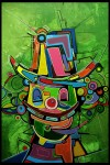 Obras de arte: America : El_Salvador : San_Salvador : San_Salvador_capital : HOMO CIRCUS
