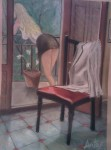 Obras de arte: Europa : España : Andalucía_Almería : Almeria_ciudad : la silla