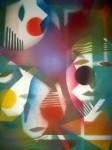 Obras de arte: Europa : España : Andalucía_Granada : Motril : Miradas Geométricas