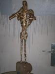 Obras de arte: Europa : España : Castilla_la_Mancha_Ciudad_Real : Puertollano : el bocadillo de jamón es cosa de angeles