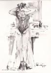 Obras de arte: Europa : España : Islas_Baleares : sineu : desnudo