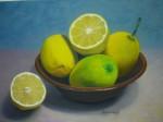 Obras de arte: Europa : España : Catalunya_Barcelona : Sabadell : Limones